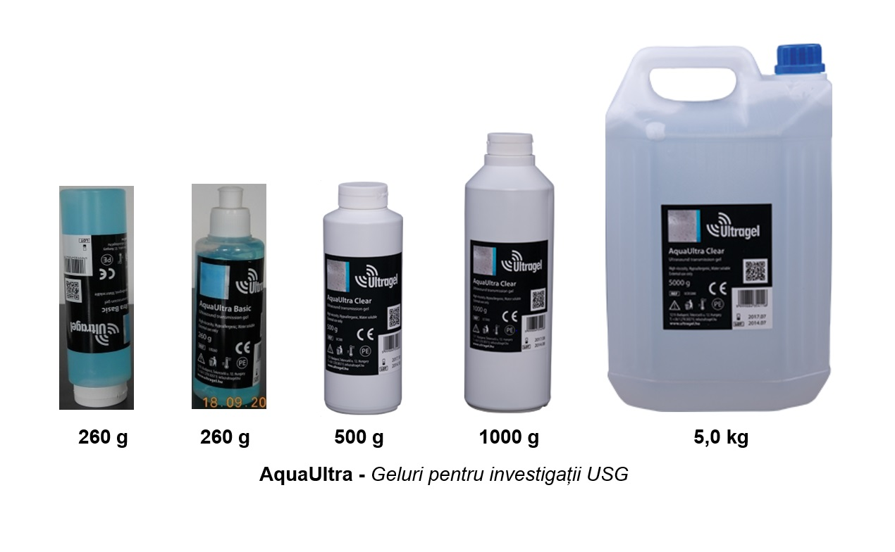Ultragel AquaUltra - volum disponibil