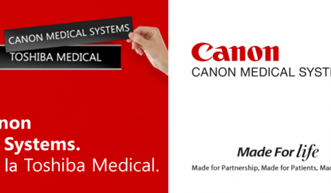 Toshiba Medical a devenit Canon Medical Systems